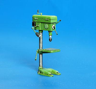 PLUS MODEL #337 Drill Press / Bohrmaschine für Diorama in 1:35