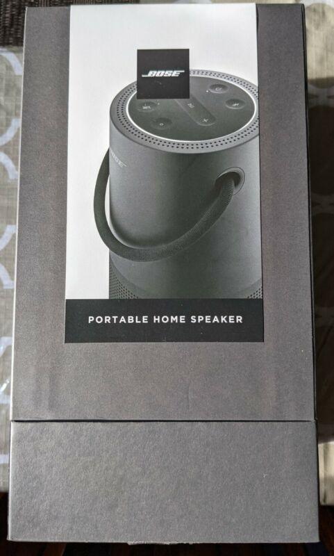 !!! NEW !!! Bose Wireless Portable Home Speaker - Triple Black - FREE SHIPPING