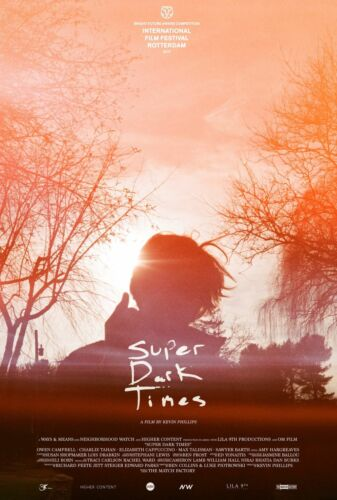 Super Dark Times Movie Poster 18