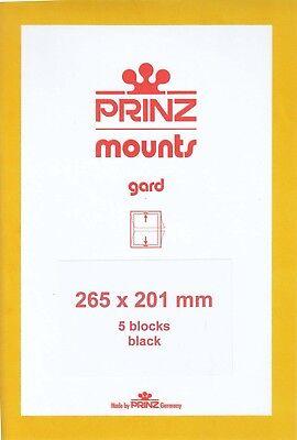 Prinz Large Stamp Mount Strips 265x201mm For Dinosaurs 5 Blocks Scott