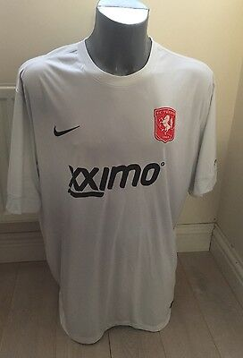Authentic FC Twente Men's XXL Away Football Shirt 2013 ? NIKE EXC COND image