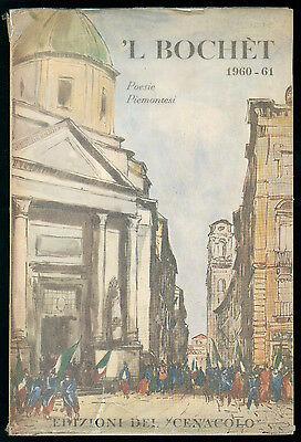 'L BOCHET DL' ONDICESIM CONCORS 'D POESIA PIEMONTEISA NINO COSTA 1960-61