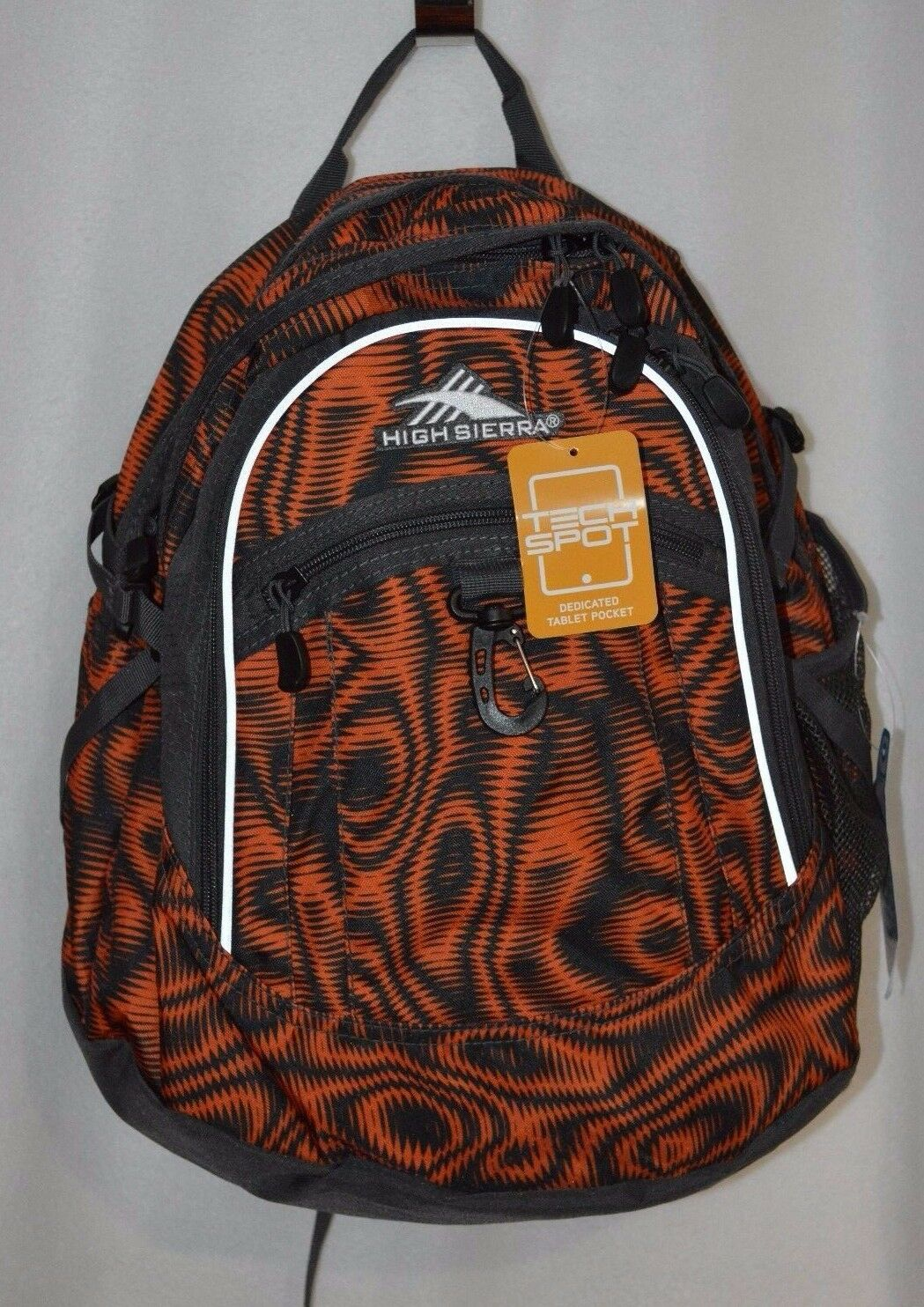 Brand New High Sierra Fatboy Backpack Faze Mercury Back Pack