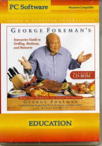 NEW George Foreman