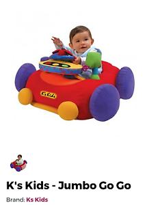 K's Kids Jumbo Go Go retail $159 Guildford Parramatta Area Preview