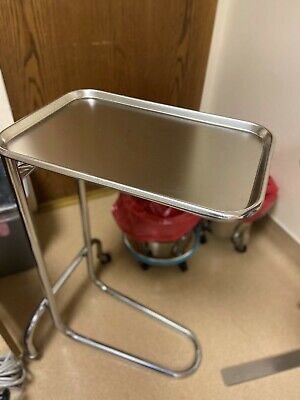General Surgery Mayo Instrument Stand