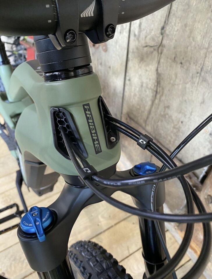 *NEU* Haibike AllMtn 6 Yamaha PW-X2 600Wh Carbon 2021 Fox 38 in Waldbröl