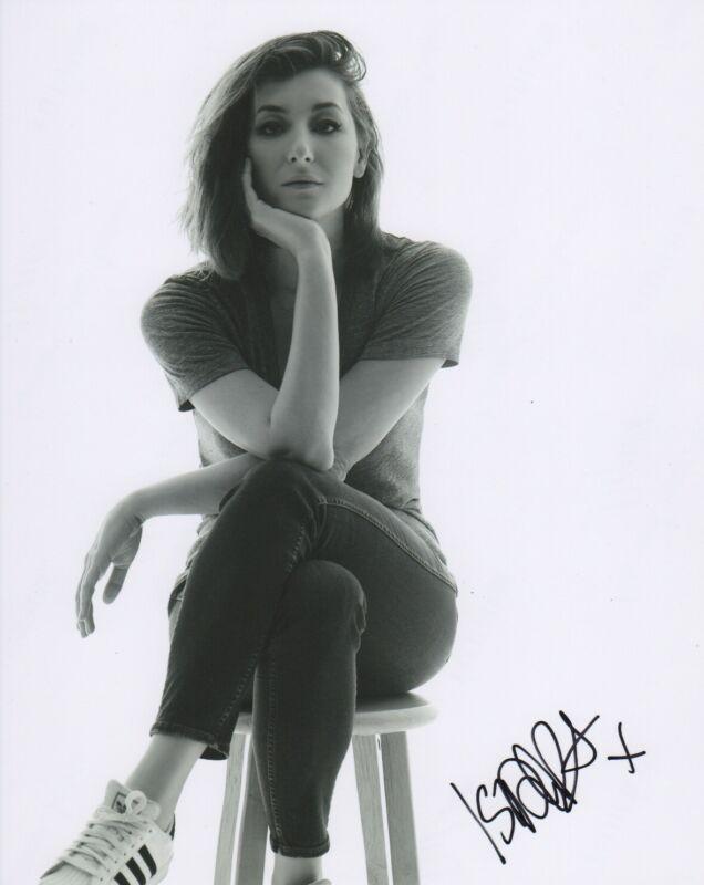 Isadora Goreshter Shameless Autographed Signed 8x10 Photo COA