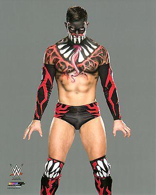 WWE PHOTO FINN BALOR STUDIO WRESTLING PROMO THE DEMON NXT