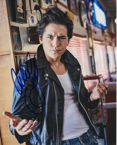 Cole Sprouse Riverdale Autographed Signed 8x10 Photo COA 2019-22