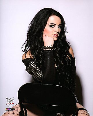 """WWE PHOTO PAIGE OFFICIAL STUDIO WRESTLING 8x10"""" PROMO"""