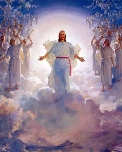 JESUS CHRIST 8X10 PHOTO PICTURE CHRISTIAN ART 2