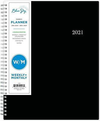 At-a-glance Weekly Appointment Planner - 2021 8.5x11 Large