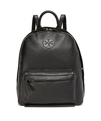 Tory Burch Black Leather Backpack 40850 NWT SOLD OUT...WOW!