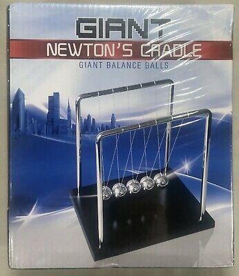 Giant Newtons Cradle - Giant Balance Balls Brand New