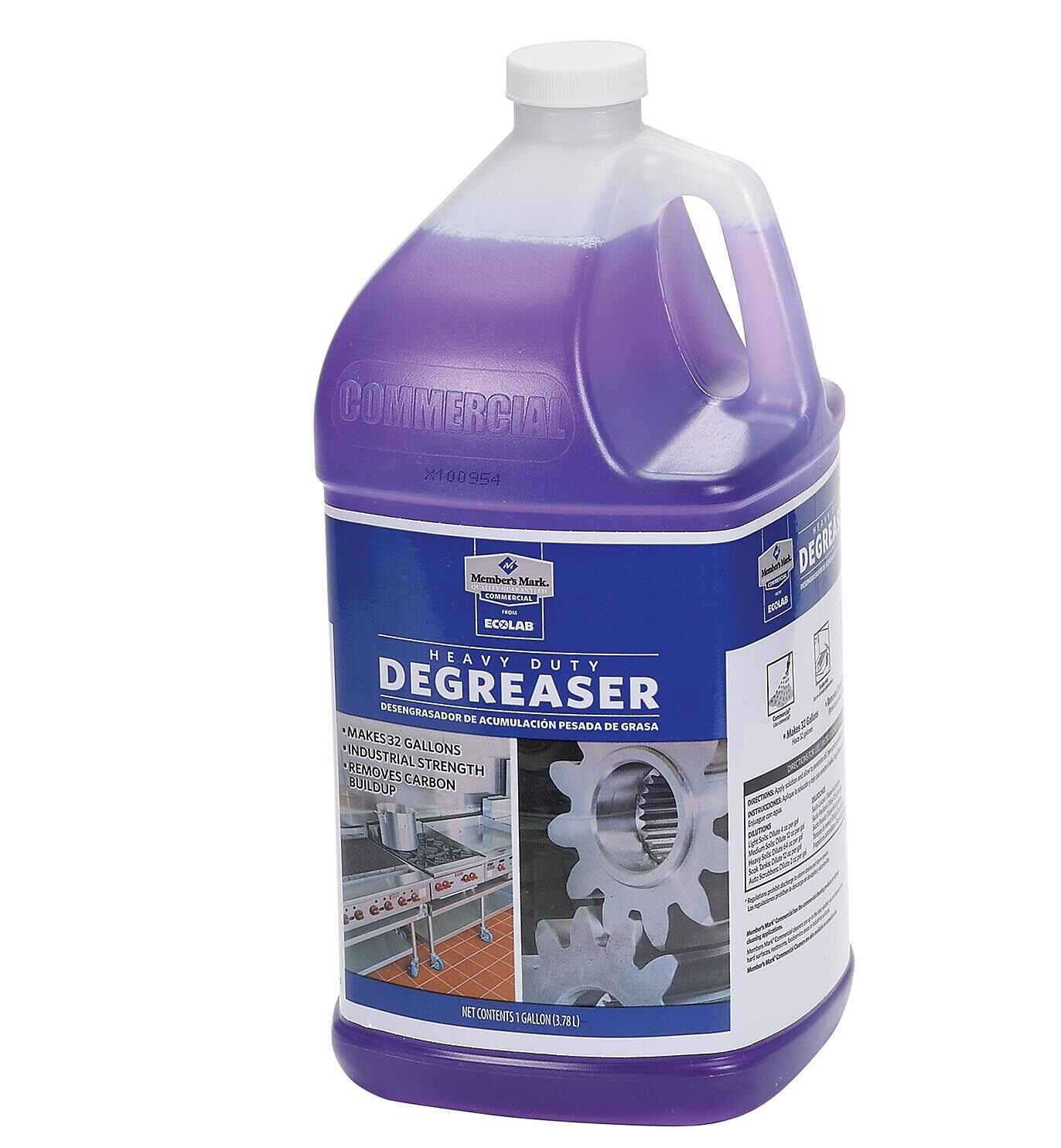 ProForce Member's Mark Commercial Heavy Duty Degreaser - 1 G