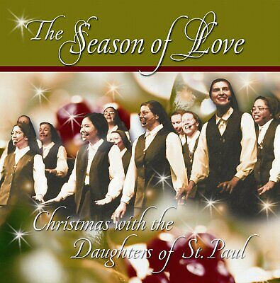 Season of Love, Audio CD, 2006, New, Christmas with the Daughters of St.Paul ()
