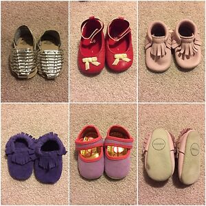 Baby clothing, shoes, bunting suits, etc.