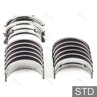 BMW M50 M20 E30 E34 E36 320i 325i 525i B25 B27 Main Bearings Crank Shells STD