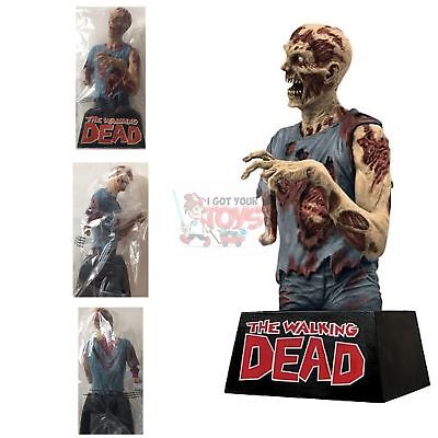 Zombie Walker Bust Bank Diamond Skybound The Walking Dead 9 10  Inches Tall