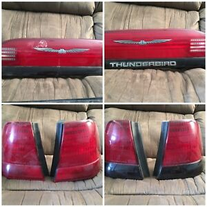 Thunderbird parts for sale