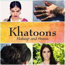 Khatoons Makeup and Henna Yeerongpilly Brisbane South West Preview