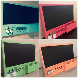 Colored chalkboards