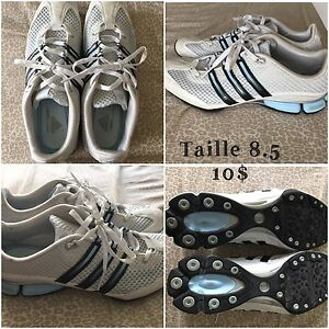 Soulier Adidas Taille 8.5