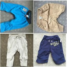 Bonds cotton on sooki baby pants 000 $5 each Redwood Park Tea Tree Gully Area Preview
