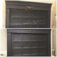 END OF SUMMER GARAGE DOOR PAINTING SALE!!!