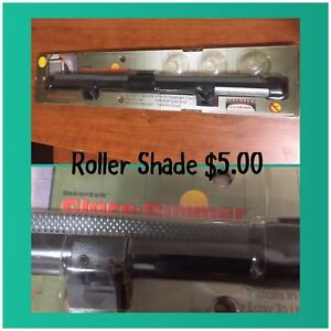 Child Roller Shade/ Glare-Dimmer for Vehicle