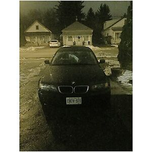 2002 BMW 325i 129km 1 owner no accidents