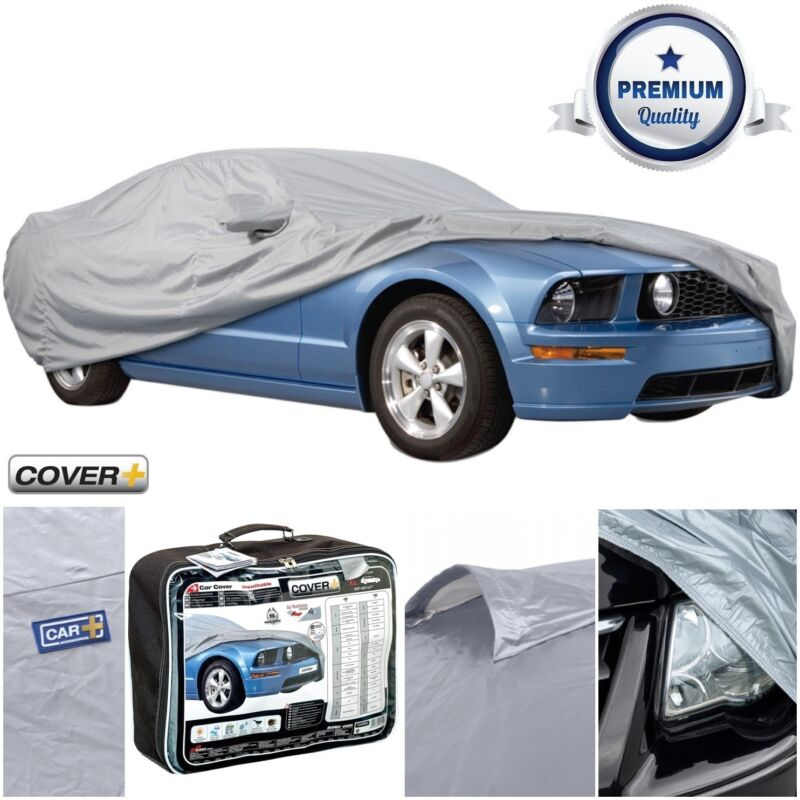 Cover+ Waterproof & Breathable Outdoor Full Protection Car Cover to fit Lexus LS