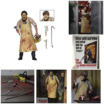 ULTIMATE LEATHERFACE The Texas Chainsaw Massacre Neca 2015 7