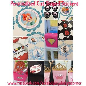 Personalised Wedding Birthday Engagement Party Stickers Greystanes Parramatta Area Preview