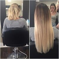 Professional & Affordable Hair Extensions $250 and up