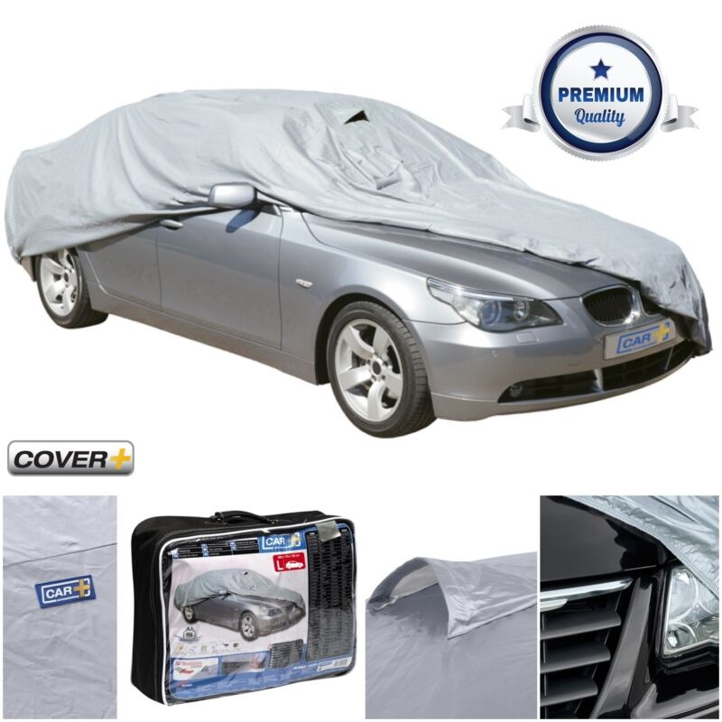 Cover+ Waterproof & Breathable Outdoor Full Protect Car Cover for Lexus IS 250