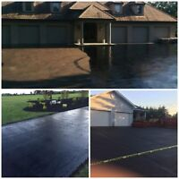Driveway Sealing and Repair ( Residential & Commercial)