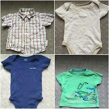Peter rabbit Calvin Klein pumpkin patch top shirt Onsie $5 each Redwood Park Tea Tree Gully Area Preview