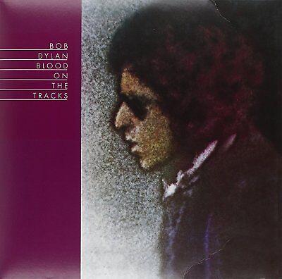 BOB DYLAN Blood On The Tracks 180gm Vinyl LP NEW & SEALED