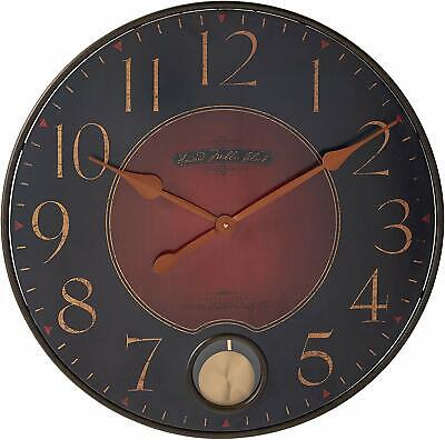 Howard Miller Harmon Gallery Wall Clock 625-374 – Oversized & Quartz Movement