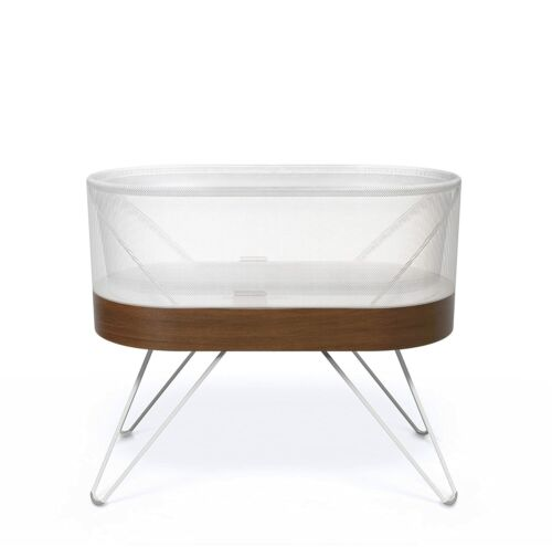 SNOO Smart Sleeper Baby Bassinet - Bedside Crib with Automatic Rocking Motion