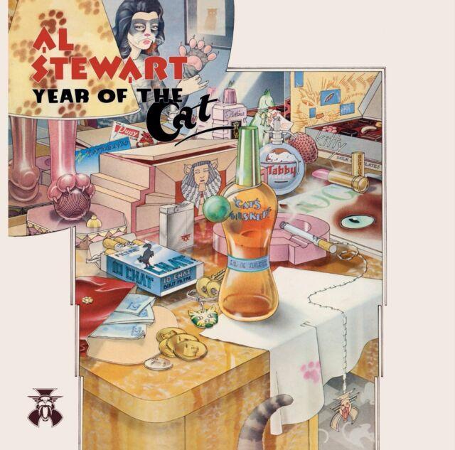 AL STEWART - YEAR OF THE CAT  VINYL LP NEU