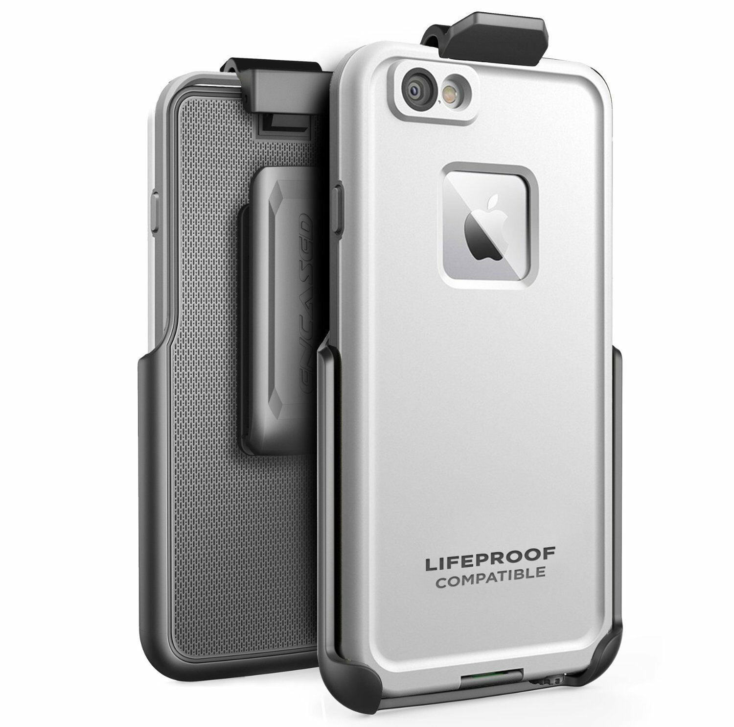iPhone 6/6S Belt Clip Holster for Lifeproof FRE Waterproof