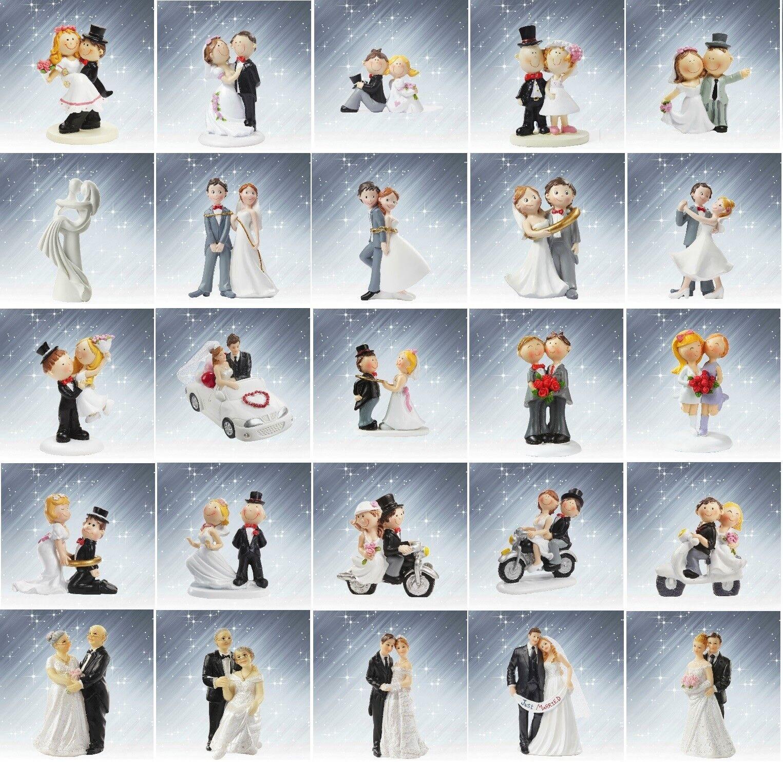 Tortenfigur zur Hochzeit Figur Deko als Geldgeschenk Brautpaar Hochzeitstorte