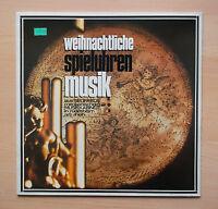 Weihnachtliche Spieluhren Musik Lp -  - ebay.it