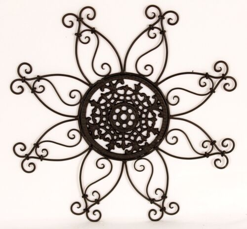 Wrought Iron Fleur De Lis Wall Decor Ebay