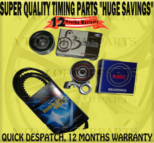 FOR LEXUS LS400 4.0 1997> LS430 4.3 00-06 TIMING CAM BELT TENSIONER IDLER KIT X3