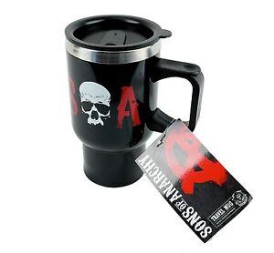 Sons Of Anarchy Coffee Travel Mug