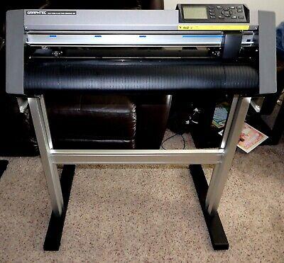 Graphtec Ce6000-60 24 Vinyl Cutter Plotter